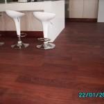 All Brown Flooring