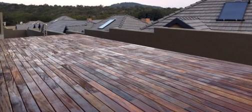 Kampela Wooden Decking Johannesburg