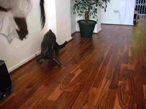 Timber Flooring Installation Gauteng